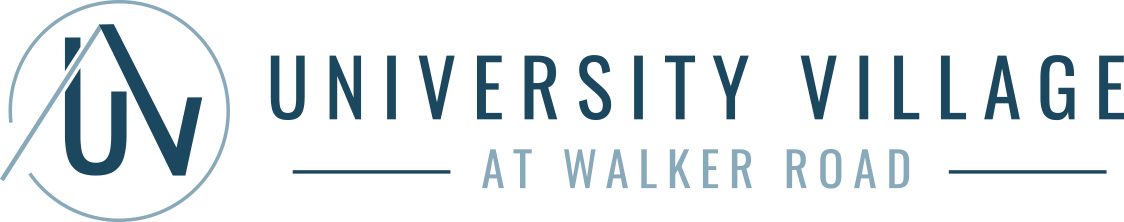 University Village at Walker Road Logo